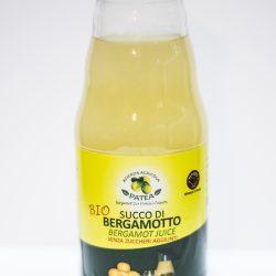 Succo di Bergamotto BIO senza zucchero 200ml