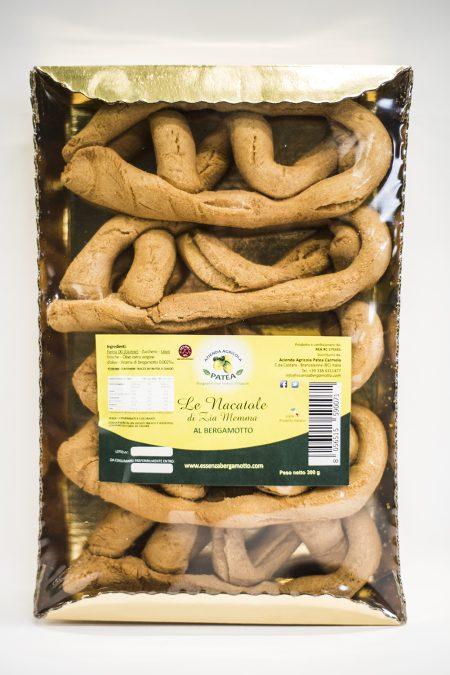 Biscotti al Bergamotto