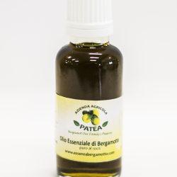 Olio essenziale di Bergamotto puro