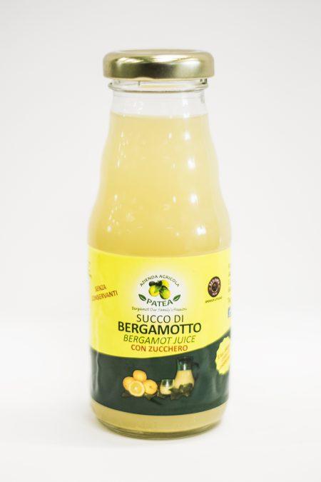 Succo di Bergamotto con zucchero 200ml