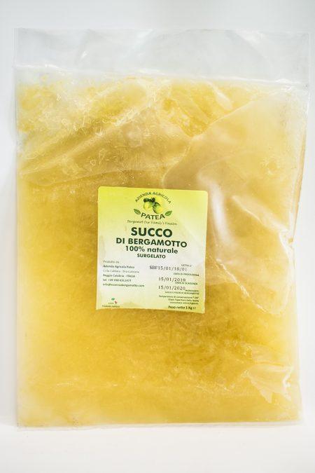 Succo congelato di Bergamotto