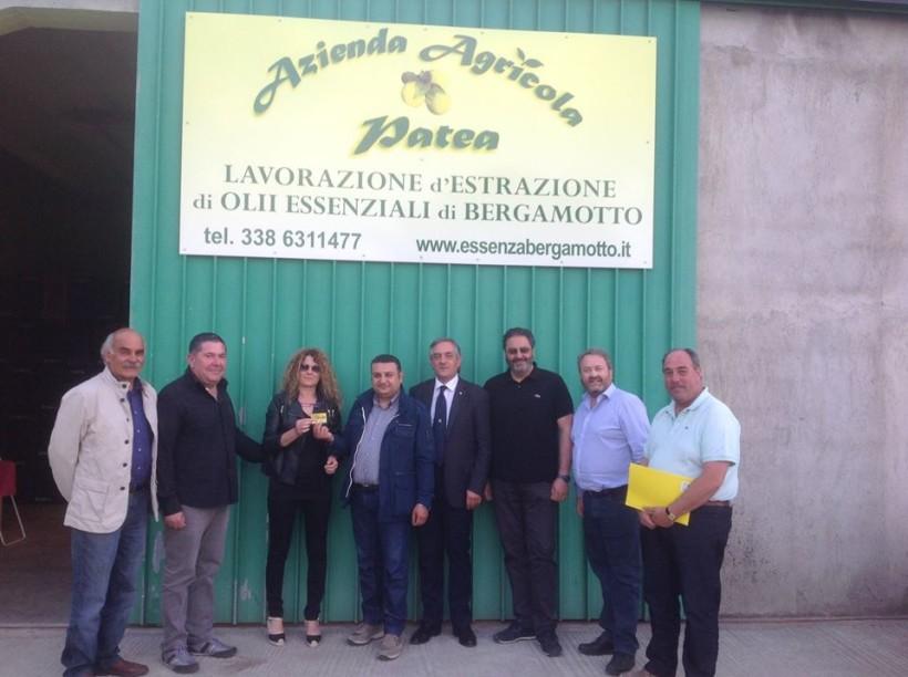 Azienda Agricola Patea si associa a Coldiretti