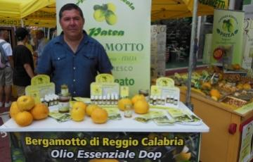 Il Bergamotto di Reggio Calabria e i suoi tesori: azienda agricola Patea a Expo Milano 2015