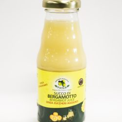 Succo di Bergamotto senza zucchero 200ml