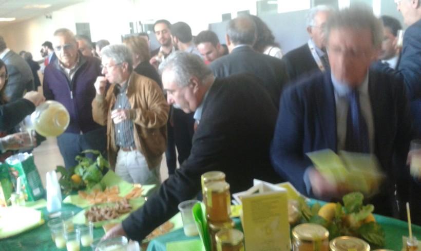 Azienda Agricola Patea al Congresso società italiana di medicina interna  presso il Policlinico Universitario di Catanzaro