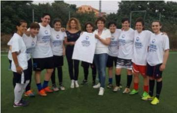 Brancaleone, il profumo del meraviglioso Bergamotto sostiene le forti atlete del Calcio a 5. Tanti successi