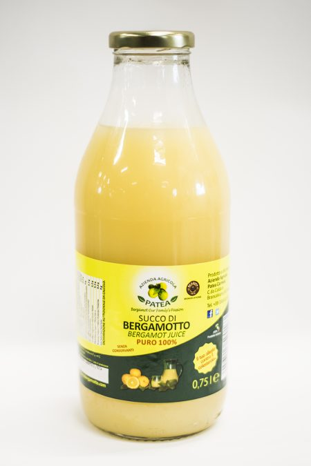 Succo di Bergamotto puro 750ml