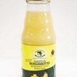 Succo di Bergamotto BIO puro 200ml