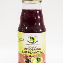 Succo di Melogranno & Bergamotto 200ml