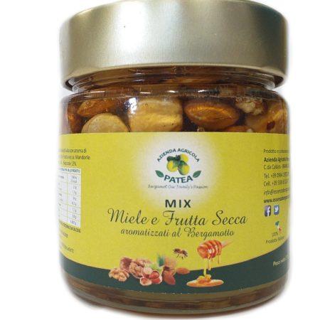 Mix Miele e Frutta Secca