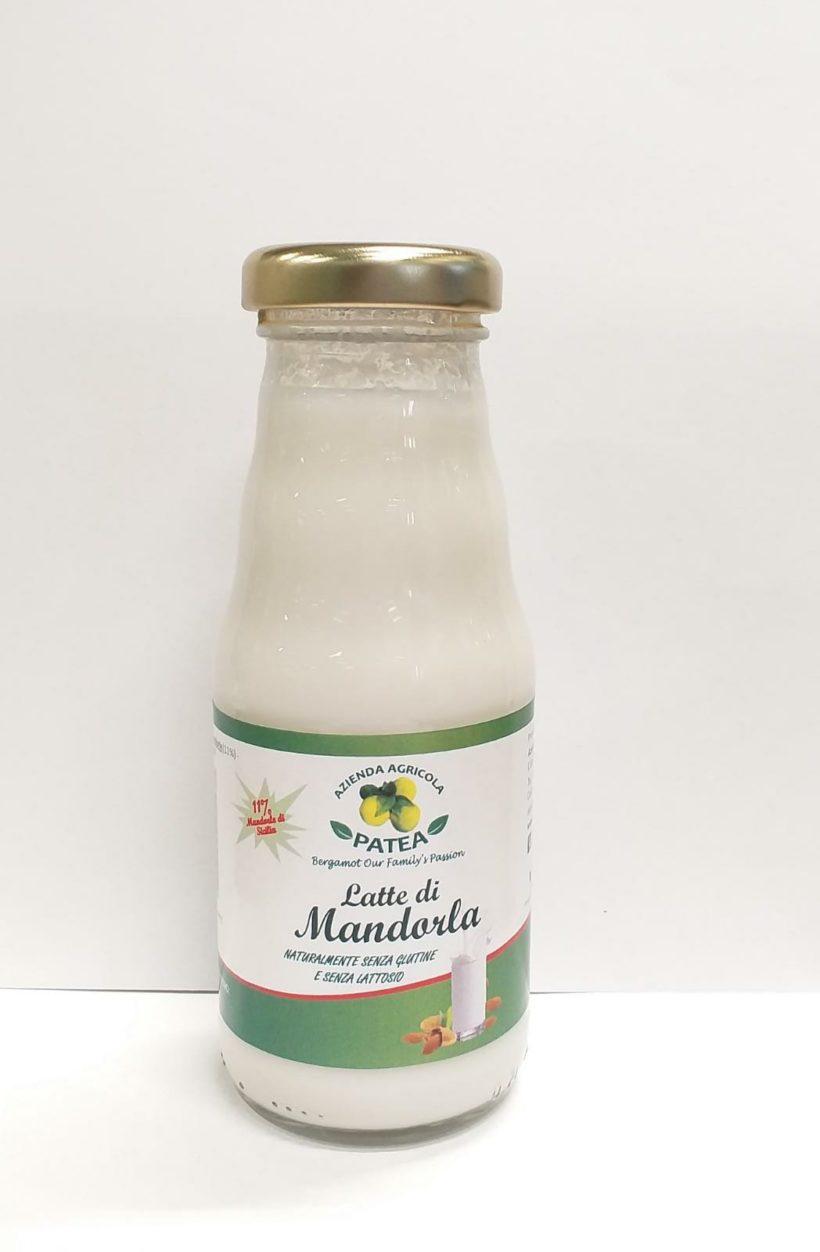 LATTE DI MANDORLA (11% MANDORLA DI SICILIA)