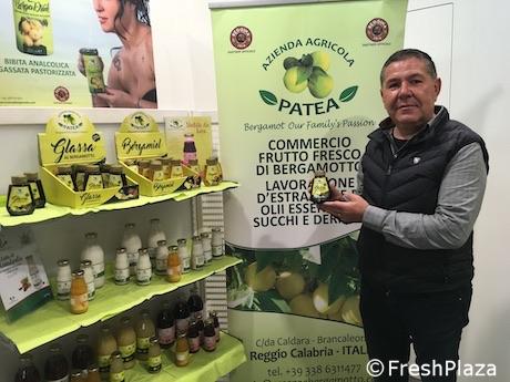 Non solo distillati e succhi di bergamotto calabresi- FRESH PLAZA