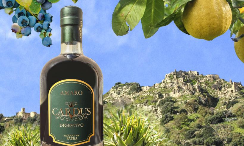AMARO CARDUS – DRINK CARDUS TASTE CALABRIA